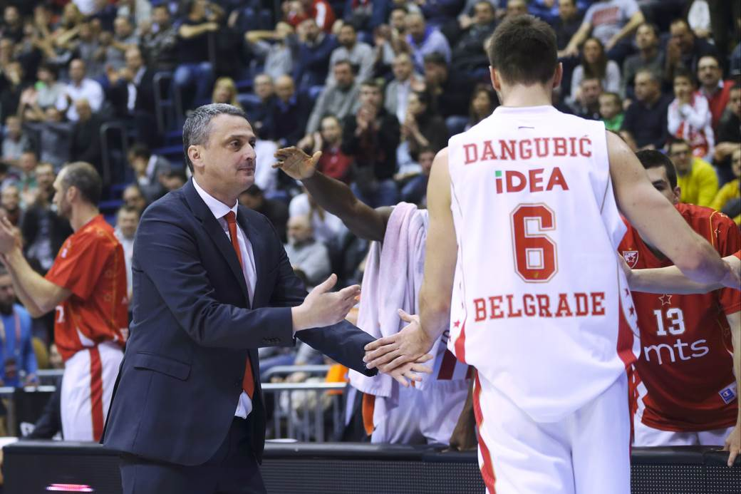 BASKETBALL;EUROLEAGUE;CRVENA ZVEZDA;RED STAR;REAL MADRID