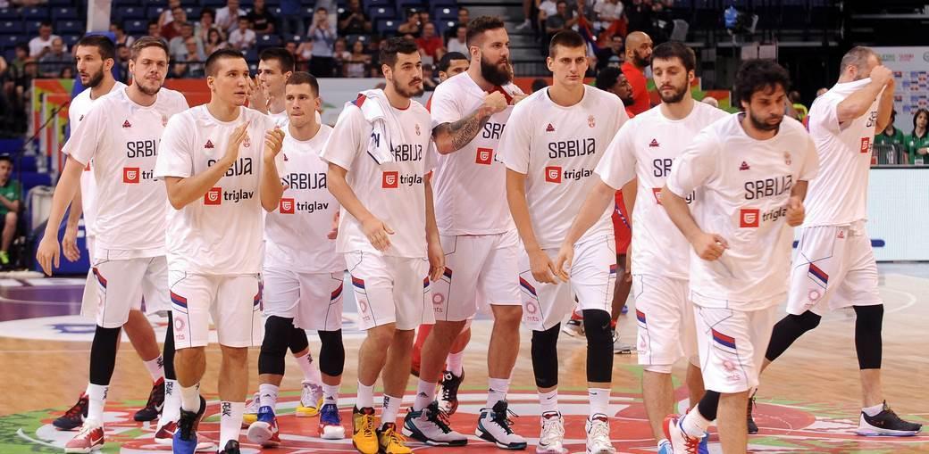 Reprezentacija Srbije, olimpijske kvalifikacije 2016