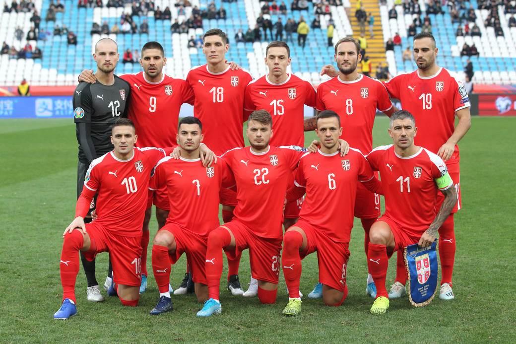 Srbija, reprezentacija