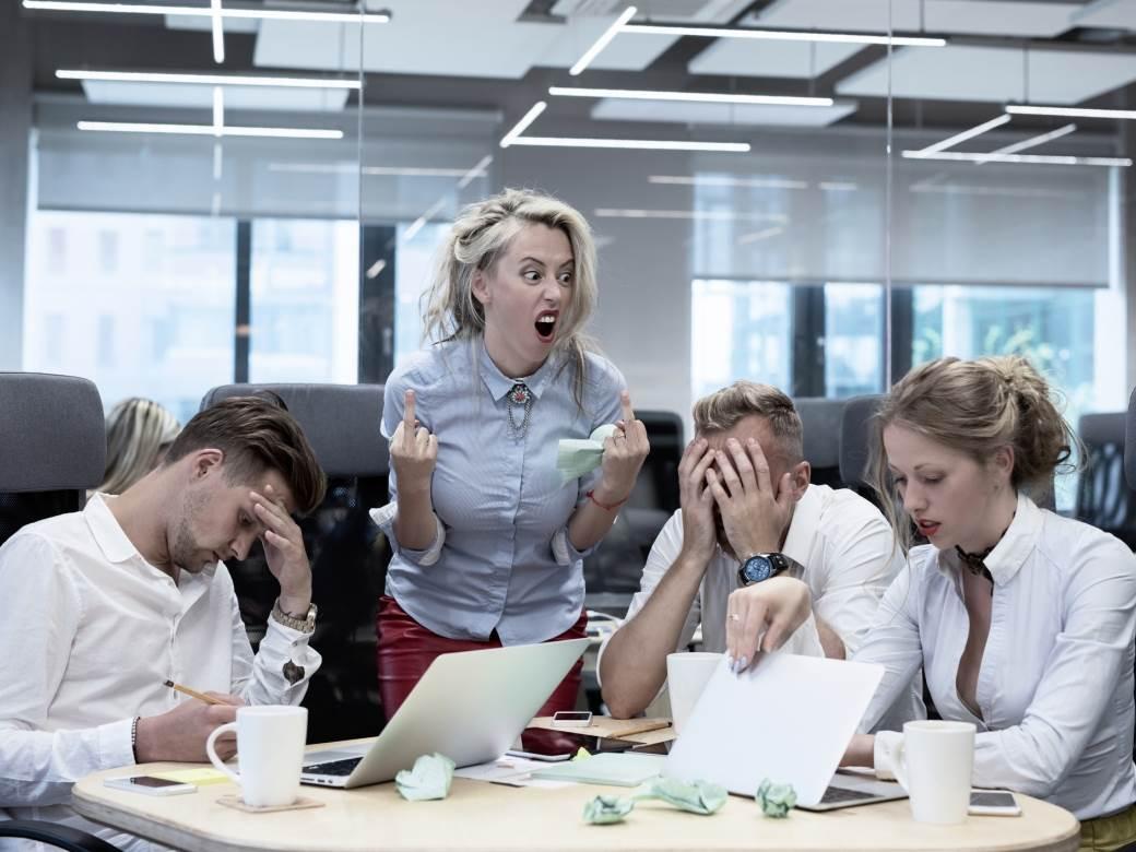 posao, kolege, stres