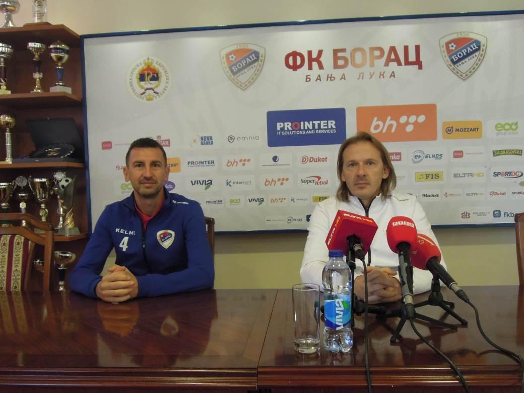 Aleksandar Radulović i Branislav Krunić