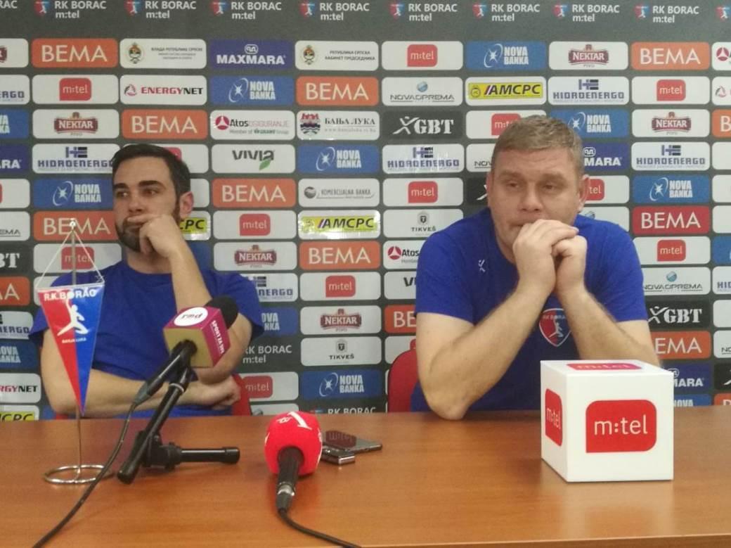 RK Borac, Mikić, Ljubišić