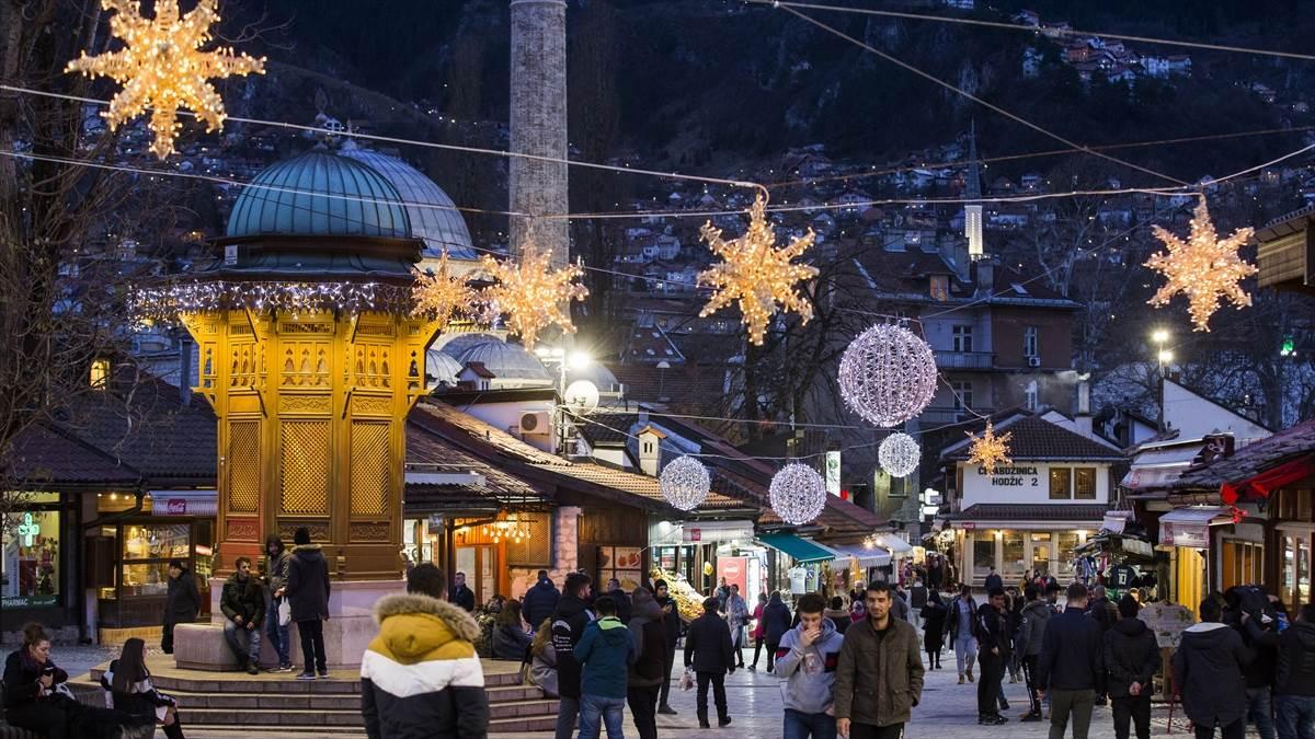 Sarajevo, Nova godina