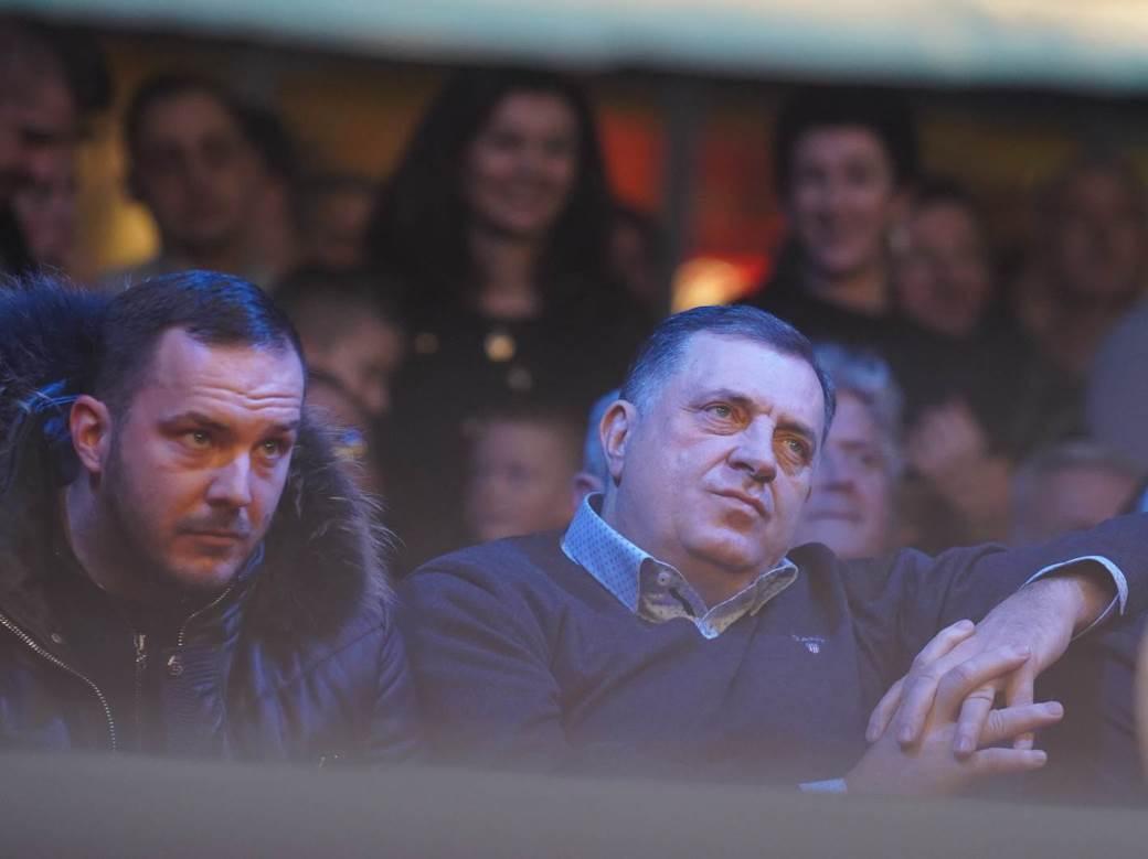 Vico Zeljković i Milorad Dodik