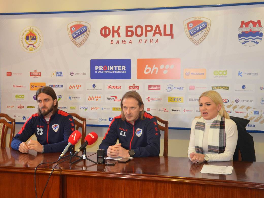 Vranješ, Krunić, FK Borac