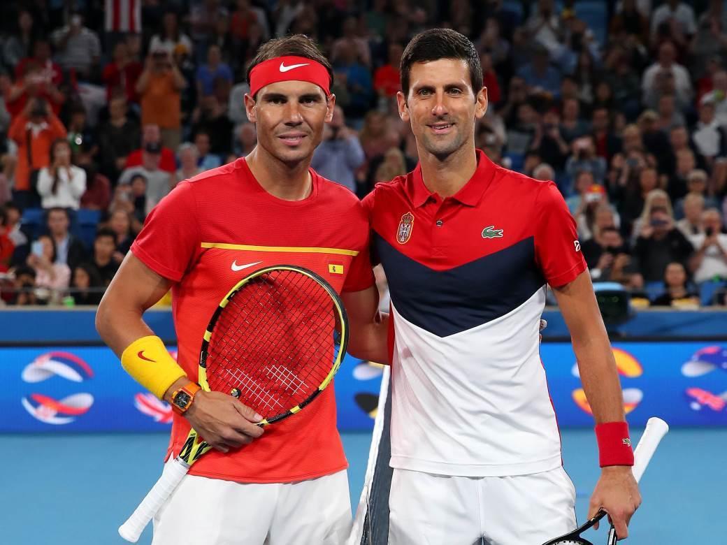 Novak Đoković, Novak Djokovic, Rafael Nadal