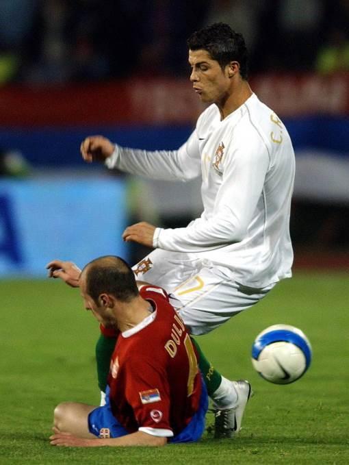 Kristijano Ronaldo, Igor Duljaj