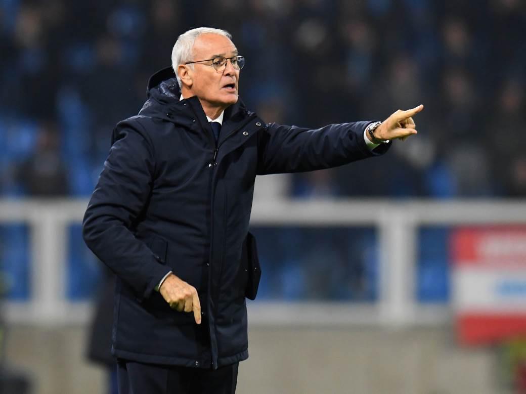 Klaudio Ranijeri, Claudio Ranieri
