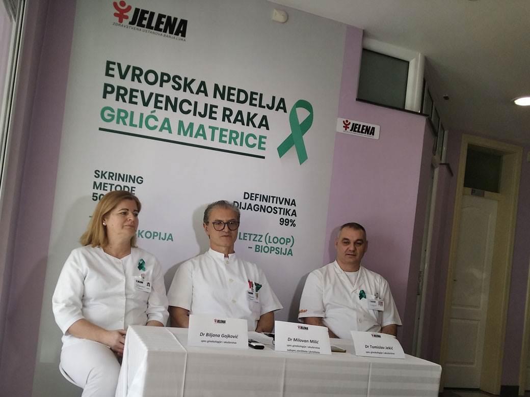 rak grlića materice, Milovan Milić