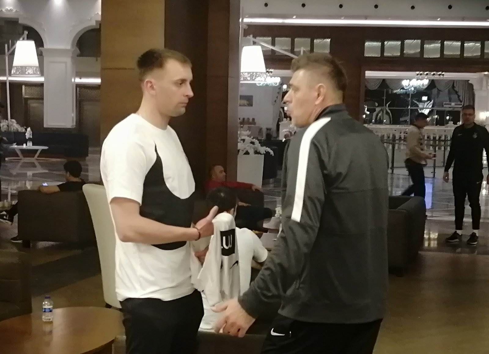 Bojan Matić, Partizan