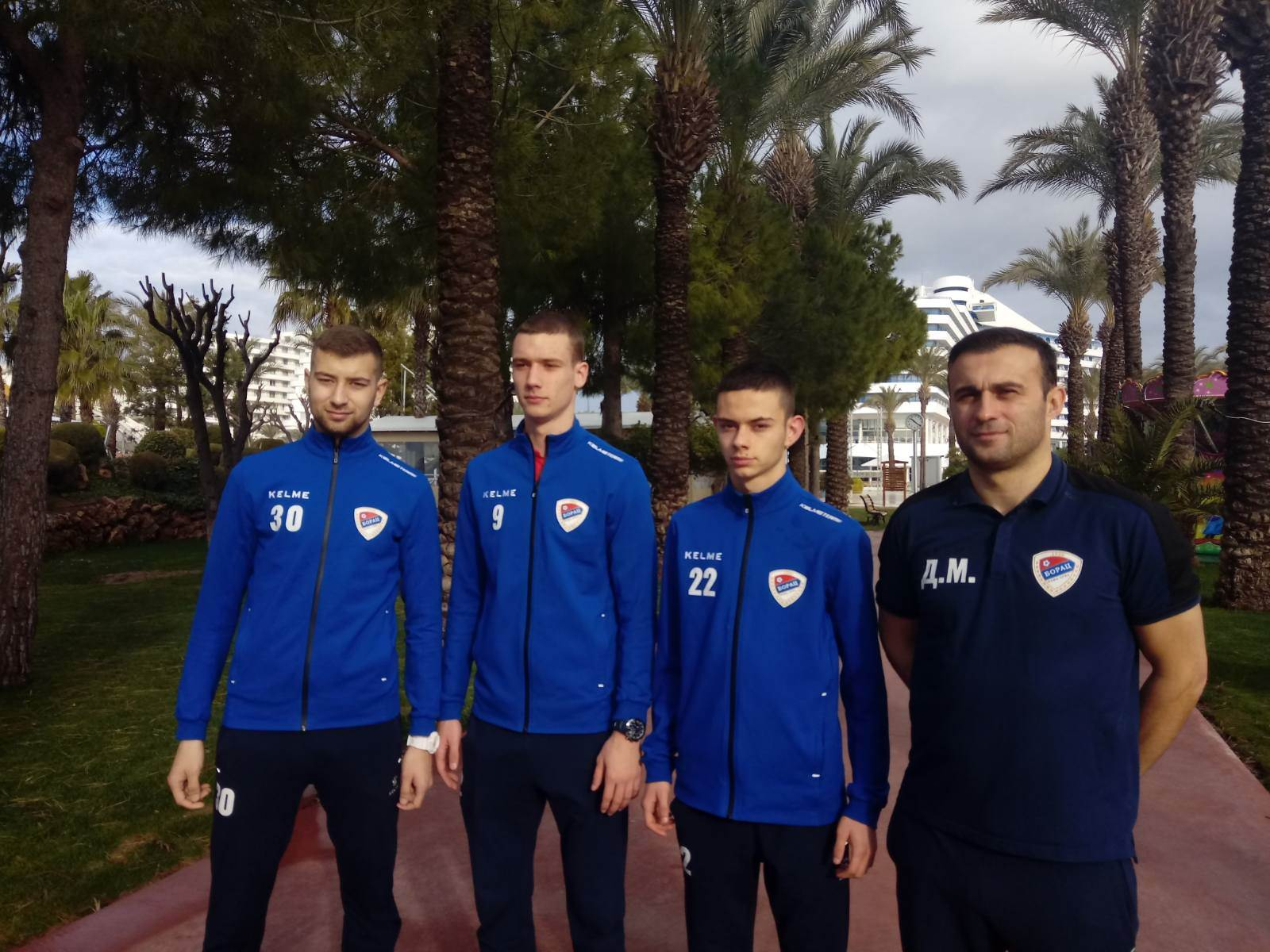 FK Borac klinci