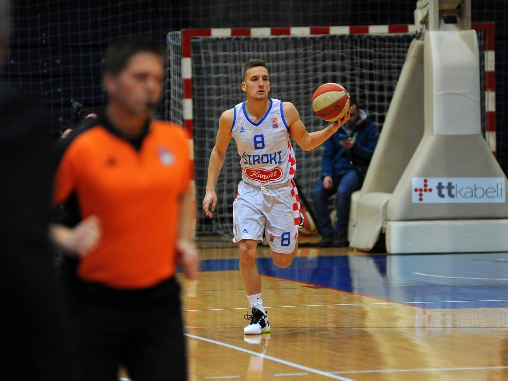 Goran Filipović, KK Široki