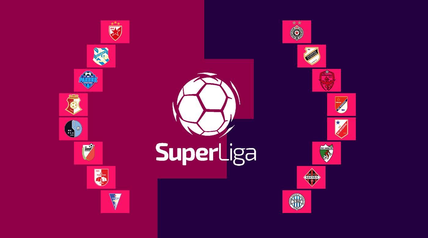 Superliga, 2019/20, pokrivalica, poster