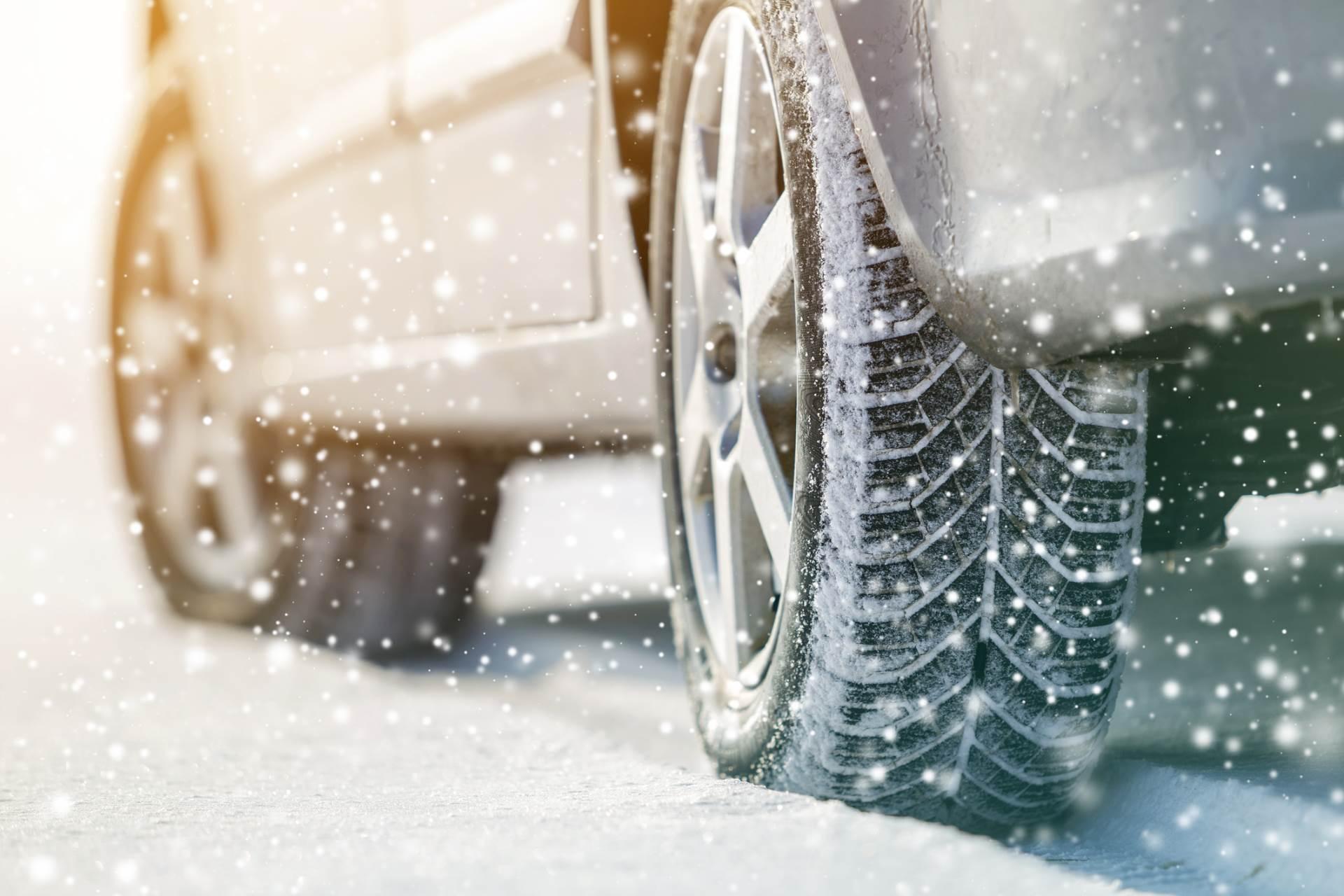 zima, vožnja, snijeg