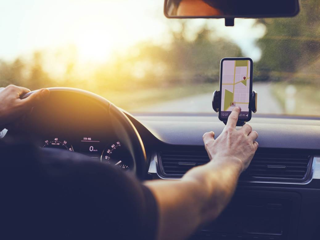vožnja, navigacija