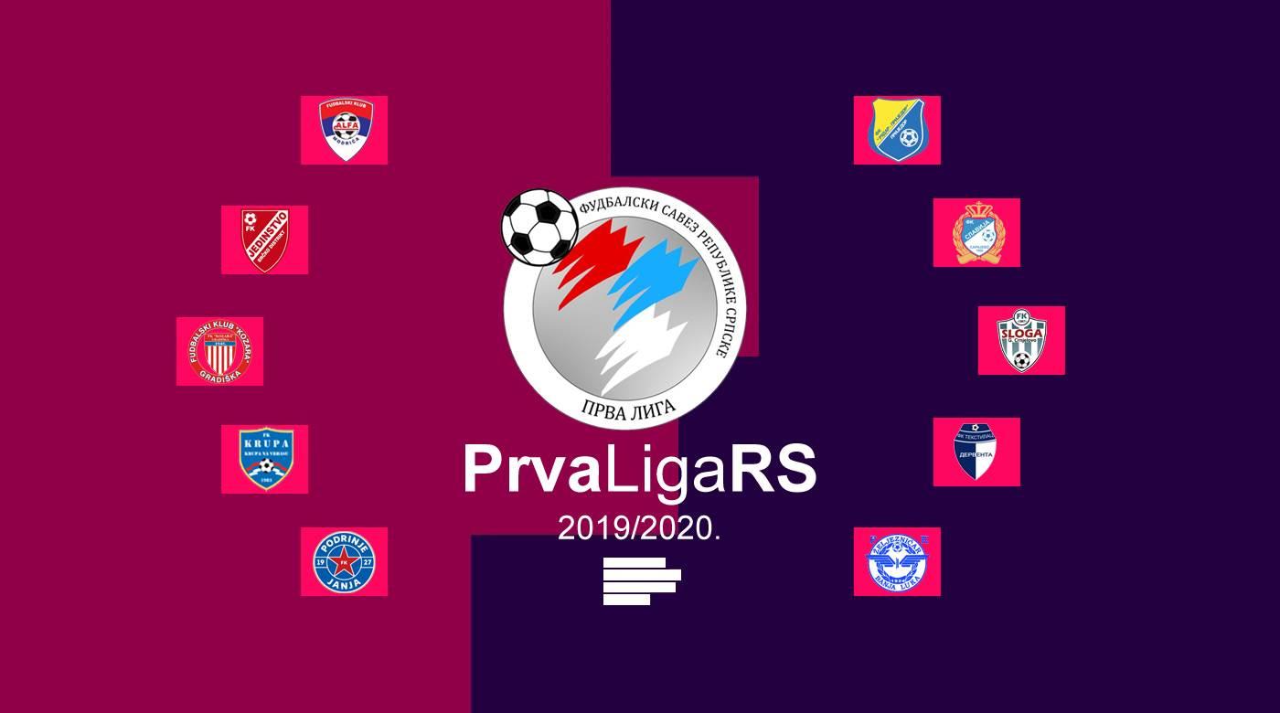 Prva liga Republike Srpske, Prva liga RS, PLRS