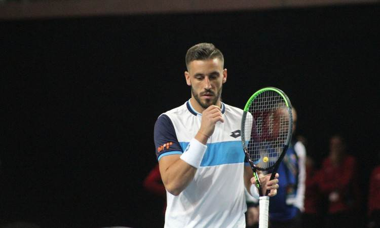 Damir Džumhur, tenis, Dejvis kup