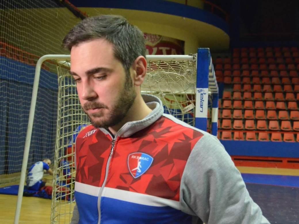 Mirko Mikić, RK Borac