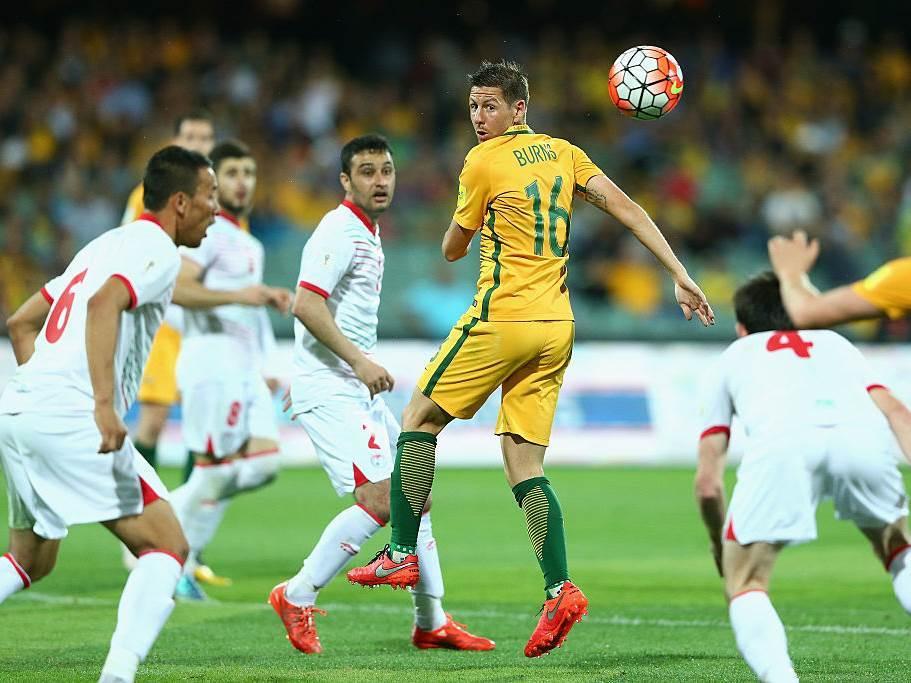 Kvalifikacije za Rusiju, Tadžikistan vs Australija.