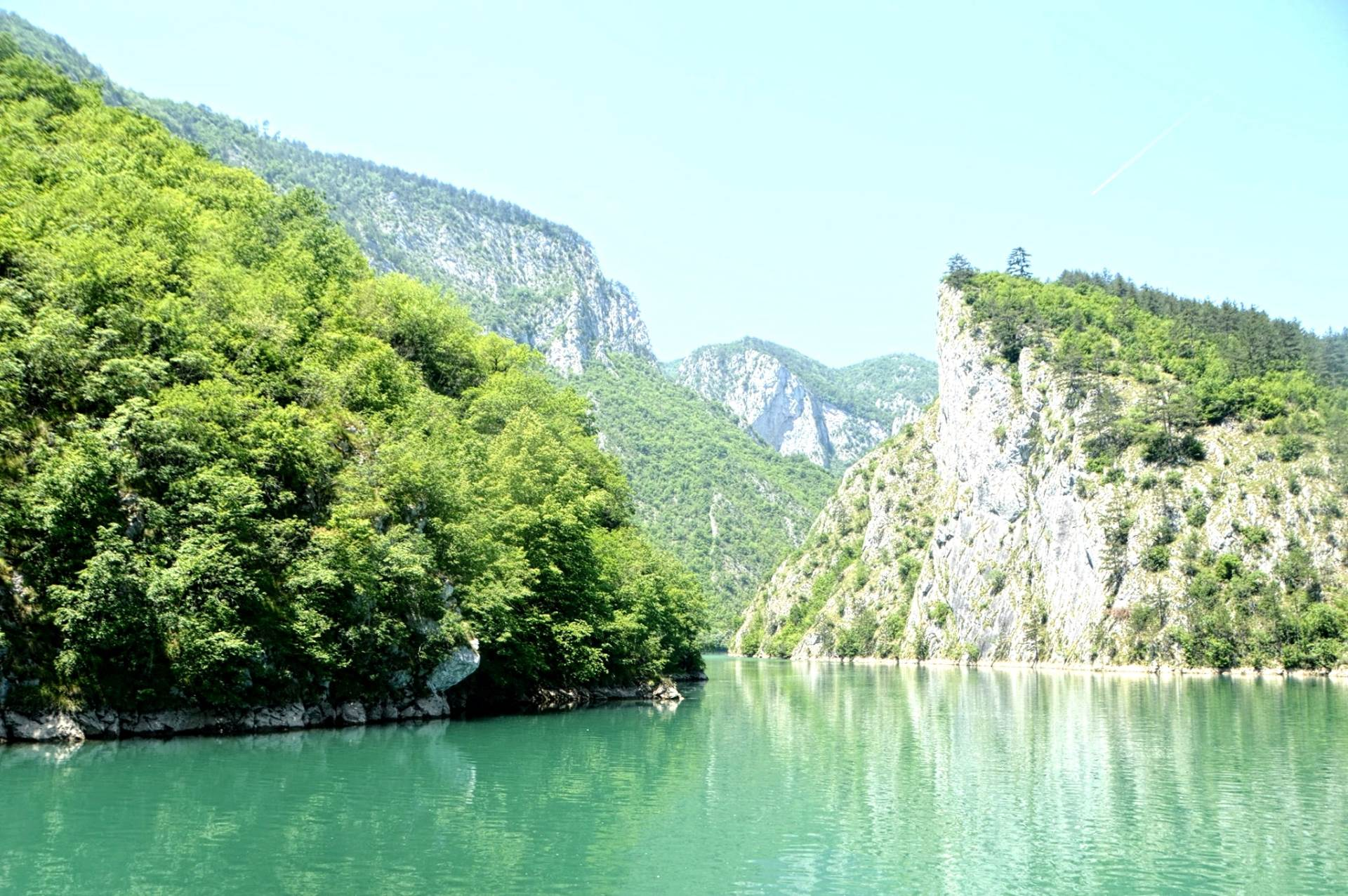 Drina, kanjon