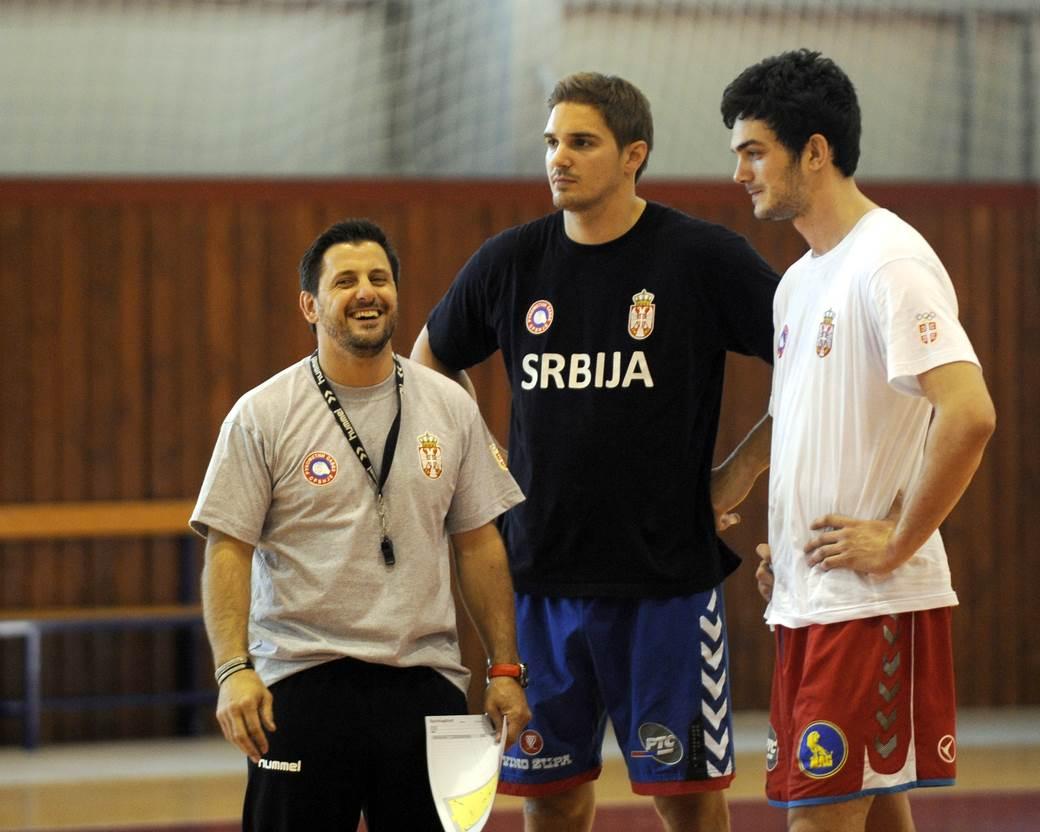 Ljubomir Vranješ, Nikola Manojjlović i Petar Nenadić