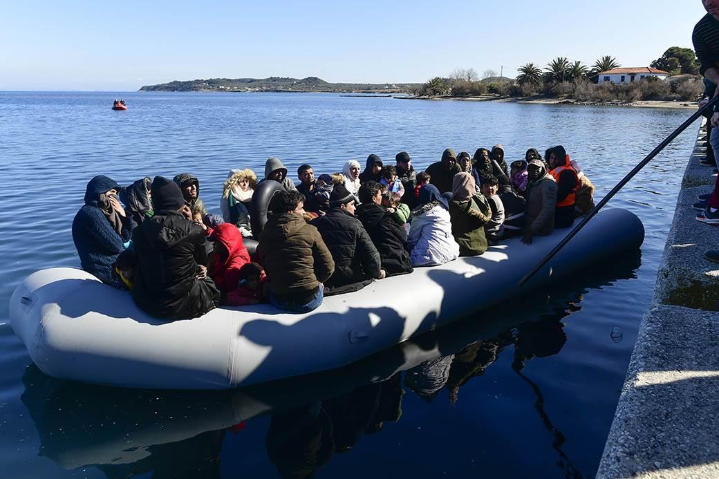 migranti grčka