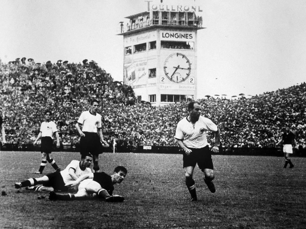 Mundijal 1954, Svjetsko prvenstvo