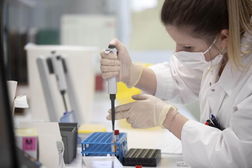 test laboratorija koronavirus korona virus