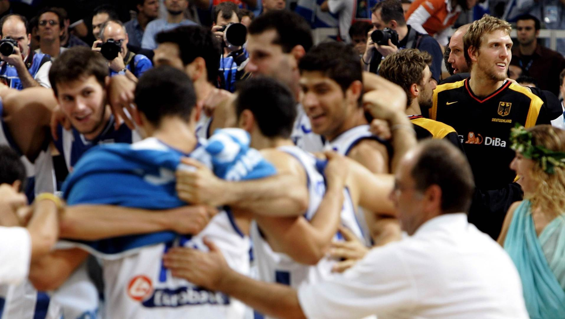 grčka, nemačka, eurobasket 2005