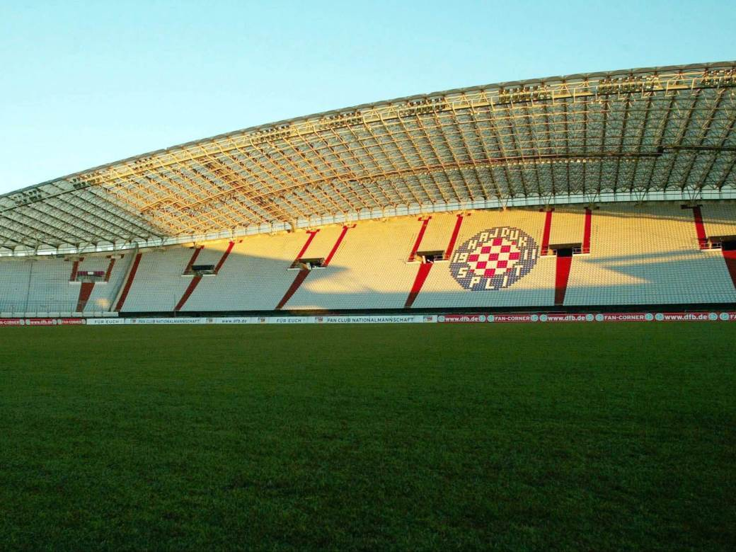 Hajduk, Hajduk Split, Poljud