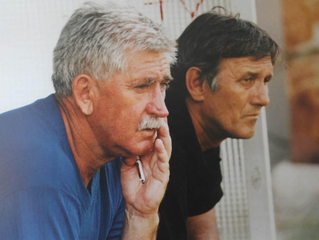 Nenad Gavrilović i Dragan Vukša