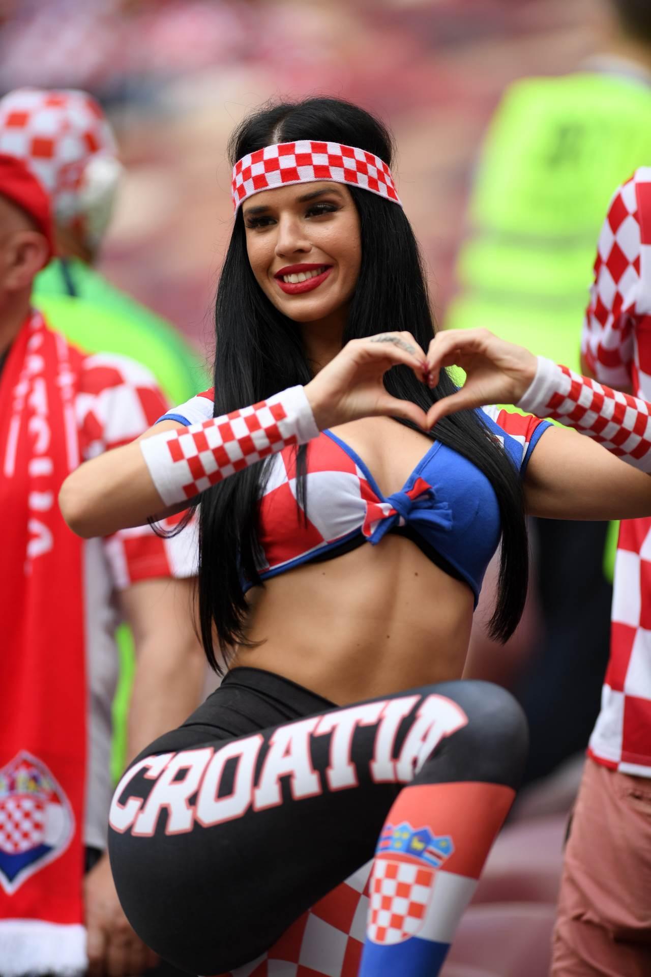 Ivana Knol navijačica