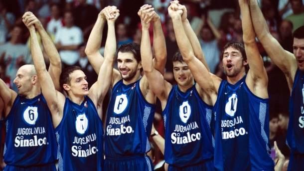 Stojaković, Šćepanović, Jarić, Rakočević
