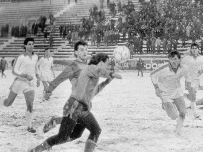 Borac, fudbal