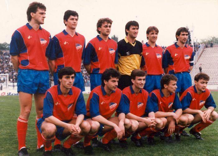 Borac, fudbal, Kup