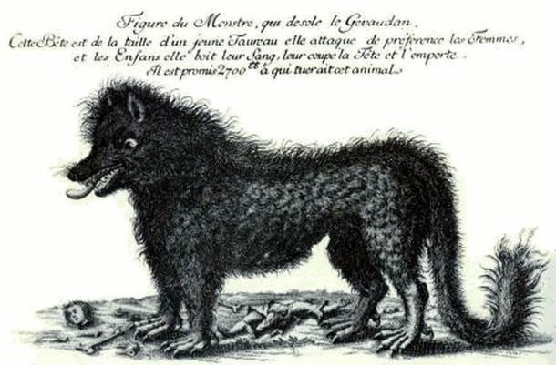 Zvijer iz Ževodana
