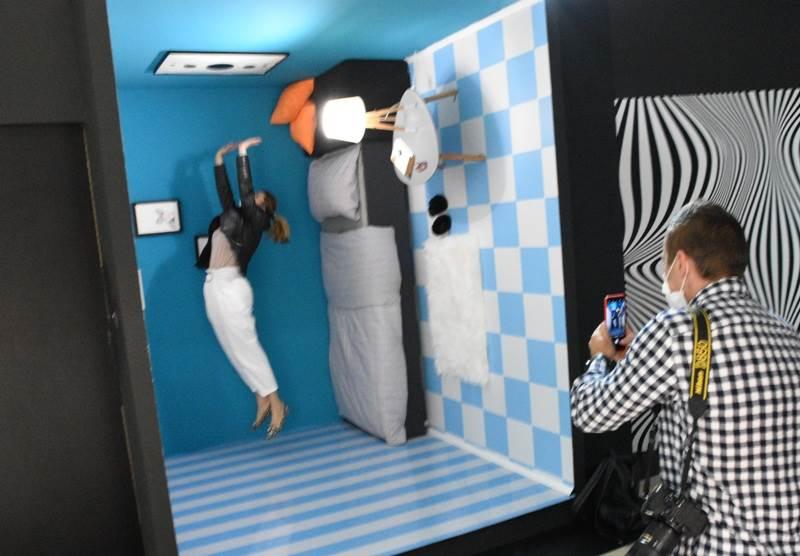 izložba, Muzej RS, svijet iluzija