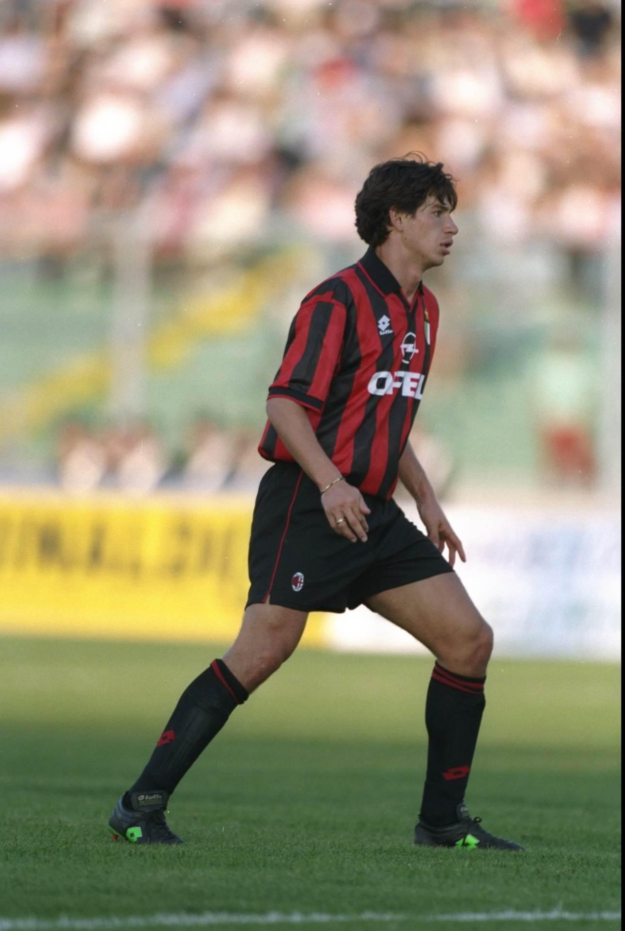 Demetrio Albertini, Milan, fudbal