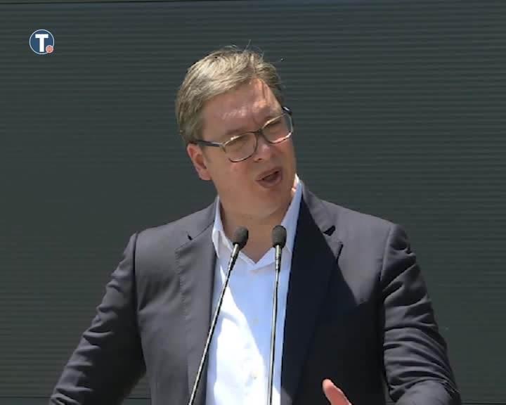 Vučić: Uvredili su i žene i decu, treba da idu na lečenje