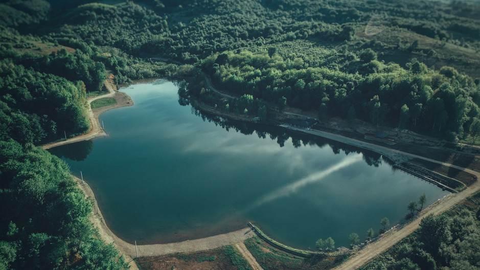 Manjača, jezero, Šljivno