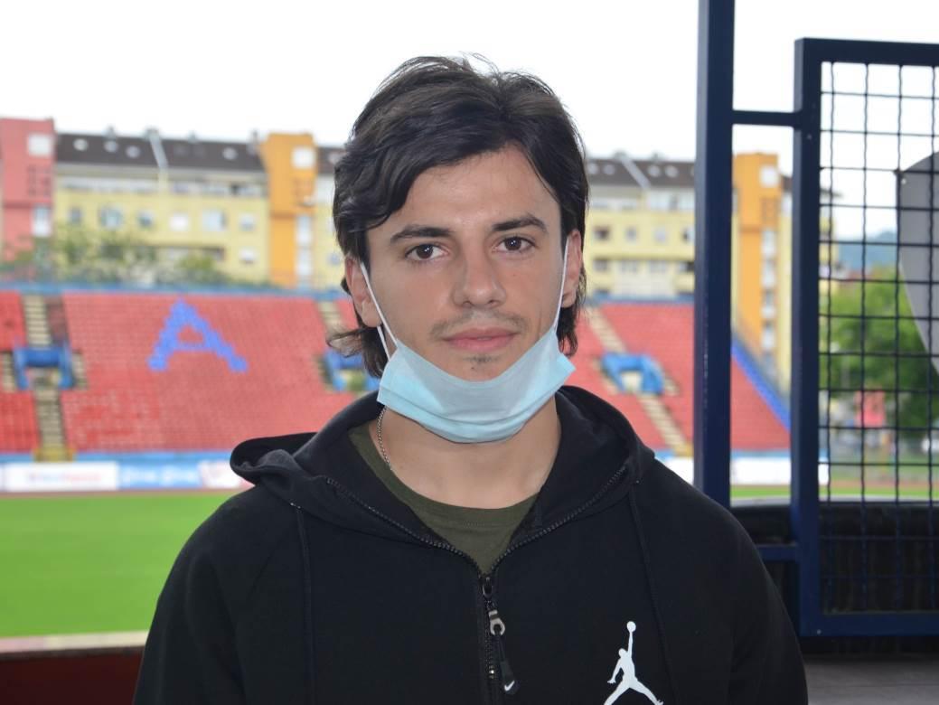 Almedin Ziljkić, FK Borac