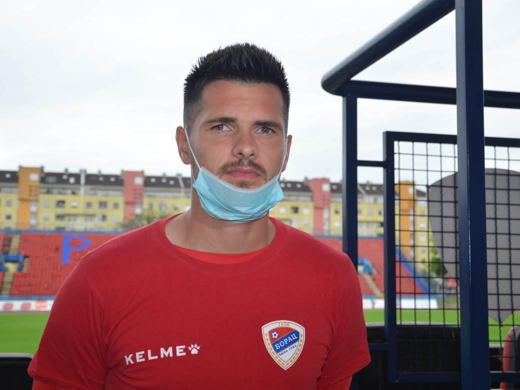 FK Borac, Goran Zakarić