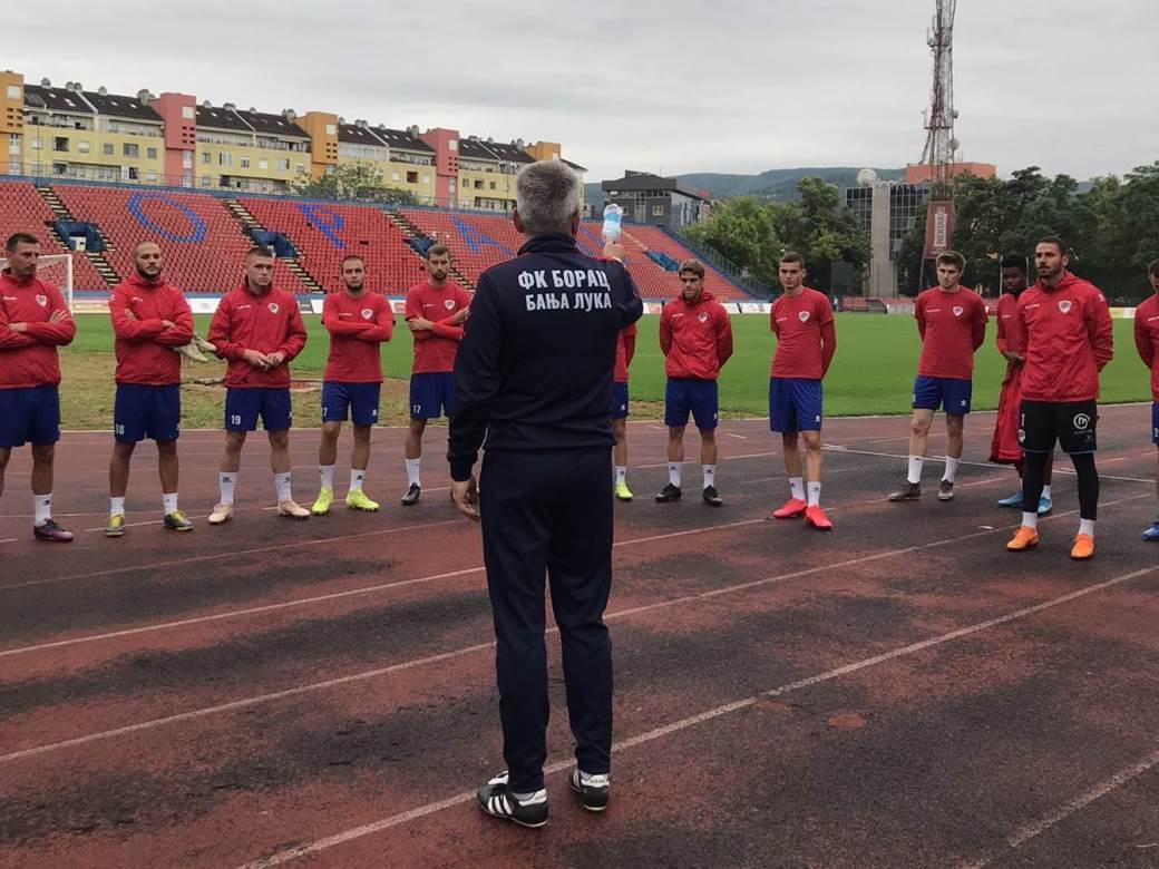 FK Borac, Vlado Jagodić