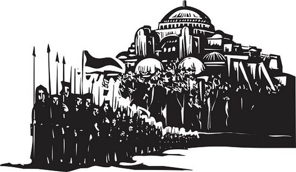 Konstantinopolj, Carigrad