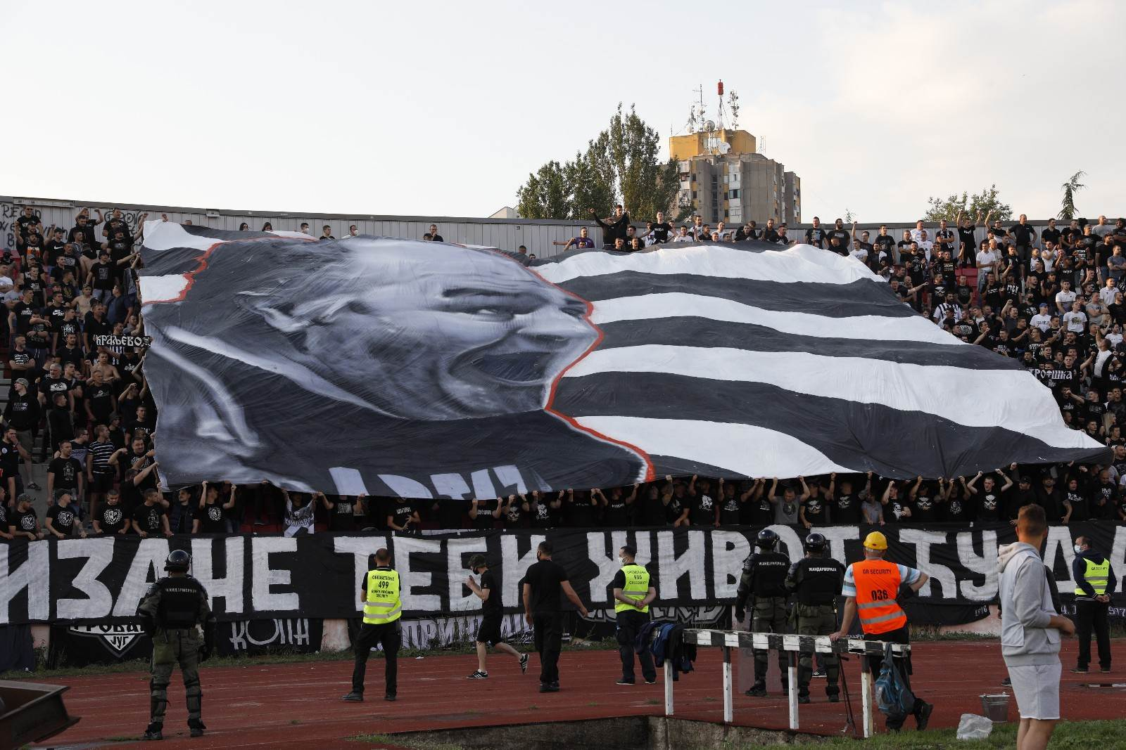 finale Kupa Srbije, Vojvodina, Partizan