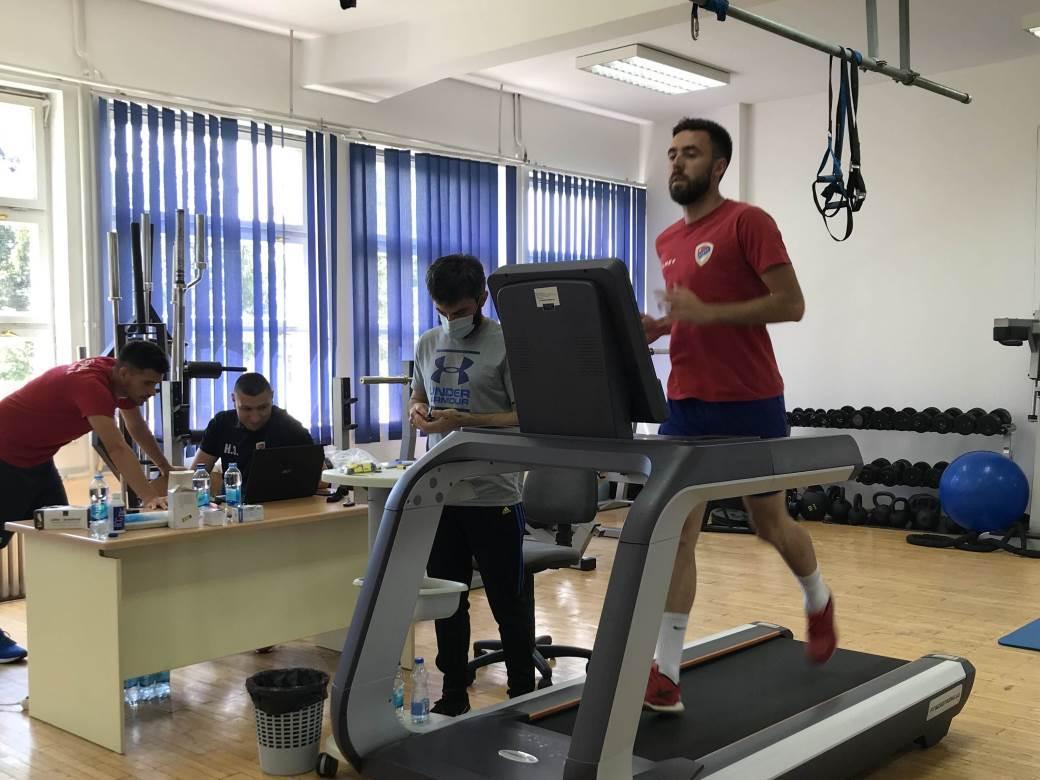 Đorđe Ćosić, FK Borac, Borac