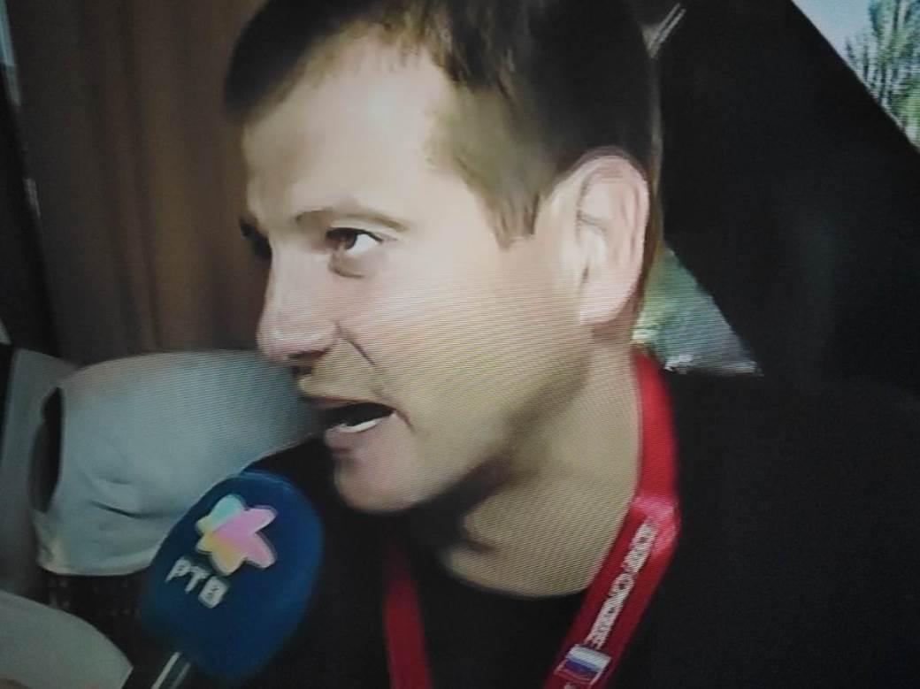 Nenad Lalatović RTV Vojvodina proslava Kupa