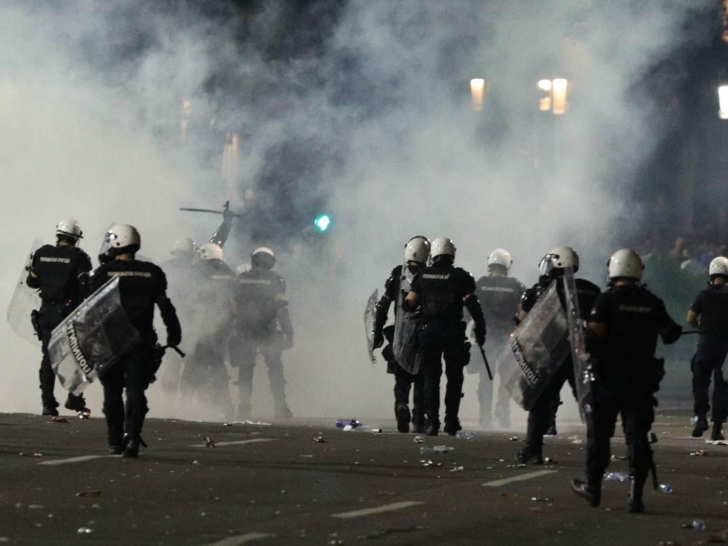 protest, neredi, beograd, demonstracije