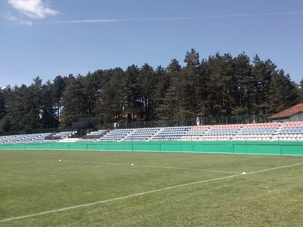 Stadion Švajcarija na Zlatiboru