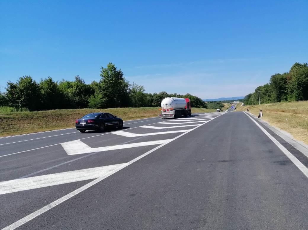 Brčanska obilaznica, put, cesta, saobraćaj